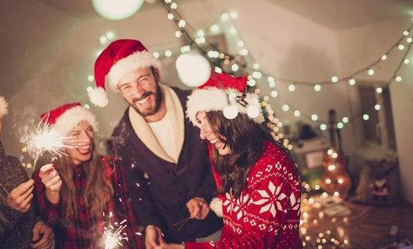 Christmas 在英国